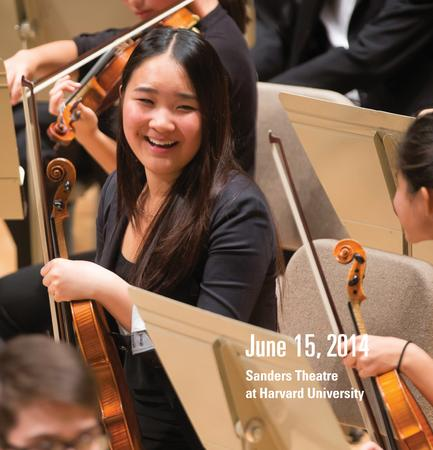 Photo Credit: Boston Youth Symphony Orchestra